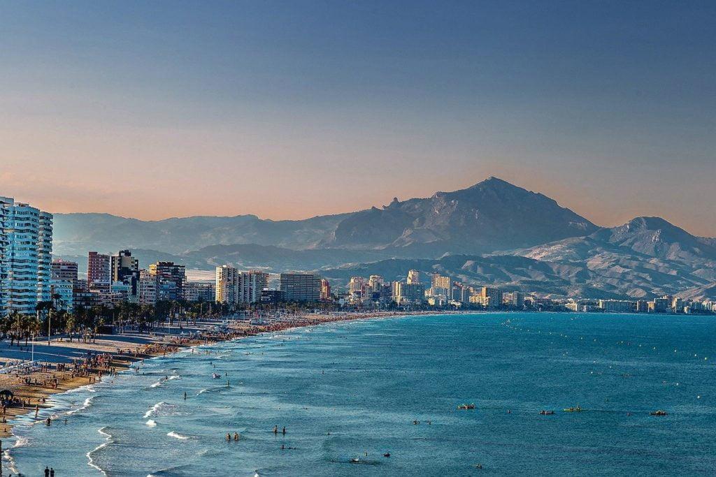 Аликанте - город для туризма и жизни