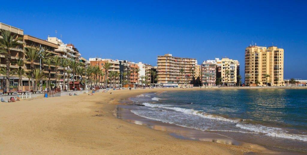 Торревьеха – испанская жемчужина средиземноморья