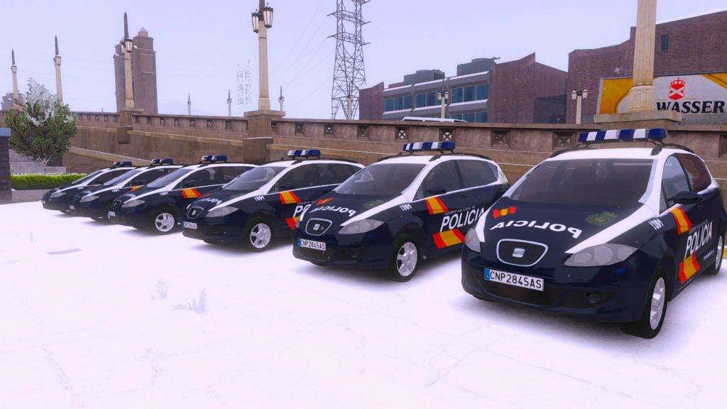 Автомобильные штрафы в Испании