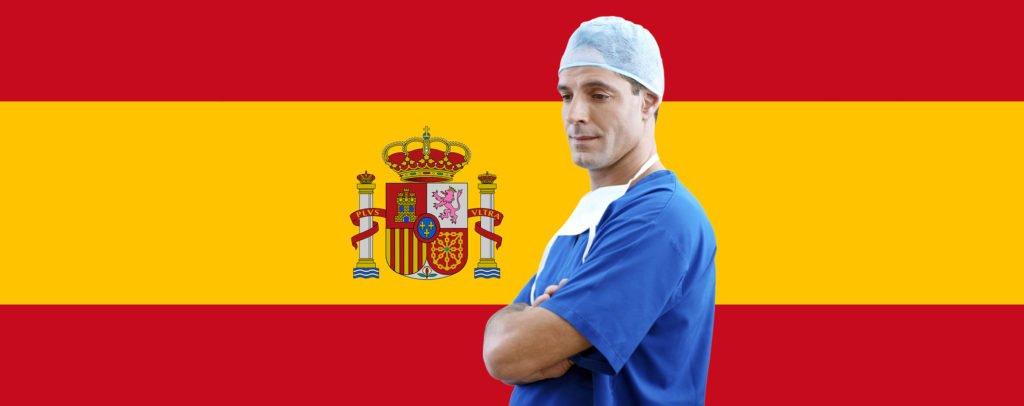 ВНЖ в Испании для прохождения лечения