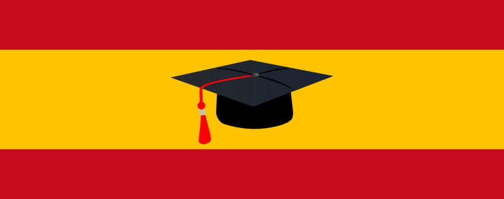 Студенческая виза D для учебы в Испании